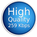 Download High Quality Audio Files