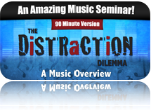 Distraction Dilemma - A Music Overview