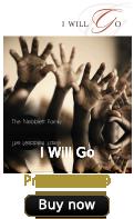 I Will Go CD