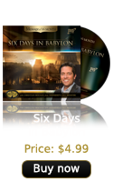 Six Days in Babylon - Buy Now