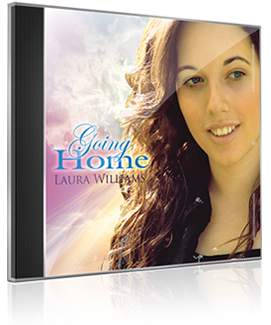 Going Home CD - Laura Williams