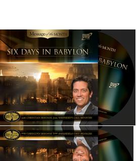 Six Days in Babylon DVD