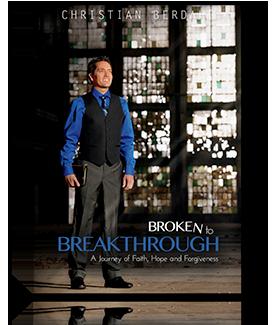 Broken to Breakthrough